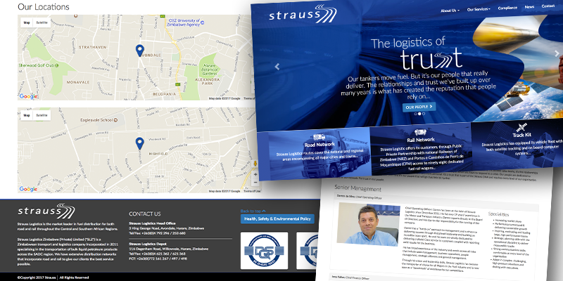 Strauss Logistics